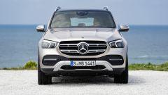 Mercedes GLE statica anteriore
