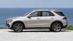 Mercedes GLE statica laterale