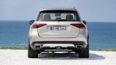 Mercedes GLE statica posteriore