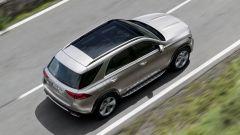 Mercedes GLE tetto panoramico