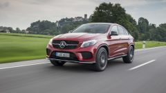Mercedes GLE vs GLE Coupé  - Immagine: 2