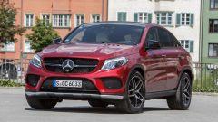 Mercedes GLE vs GLE Coupé  - Immagine: 4