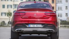 Mercedes GLE vs GLE Coupé  - Immagine: 5
