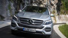 Mercedes GLE vs GLE Coupé  - Immagine: 22