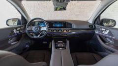 Mercedes GLS 2020, gli interni