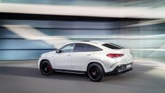 Mercedes GLS e GLE AMG: la GLE Coupé AMG