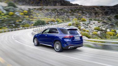Mercedes GLS-GLE-GLE Coupé AMG: entrano in listino i super SUV tedeschi
