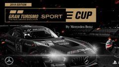 Mercedes GT Sport E-Cup: finale alla Milano Games Week