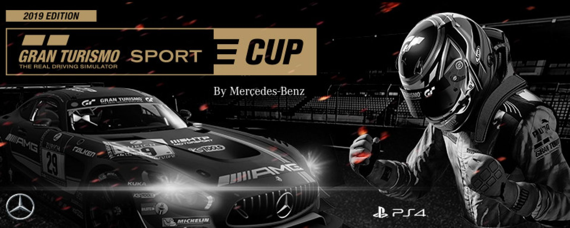 Ecco la Mercedes GT Sport E-Cup: finale alla Milano Games Week