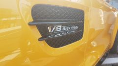 Mercedes GTC con motore V8 Turbo