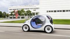 Mercedes, in futuro auto elettrica e condivisa. La roadmap - Immagine: 7