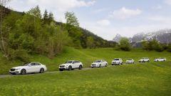 Mercedes, in futuro auto elettrica e condivisa. La roadmap - Immagine: 14