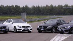 Mercedes: ibride alla (ri)scossa - Immagine: 14
