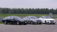Mercedes: ibride alla (ri)scossa - Immagine: 13