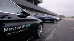 Mercedes: ibride alla (ri)scossa - Immagine: 5