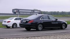 Mercedes: ibride alla (ri)scossa - Immagine: 2
