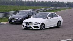 Mercedes: ibride alla (ri)scossa - Immagine: 1