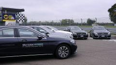 Mercedes: ibride alla (ri)scossa - Immagine: 18