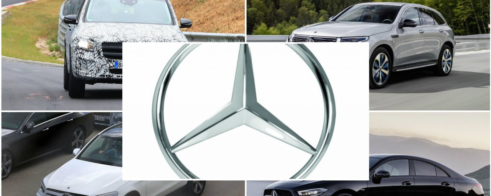 Mercedes: quali sono e quando escono le novità del 2019