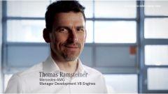 Mercedes: lo sviluppo del V8 4.0 AMG - Immagine: 5