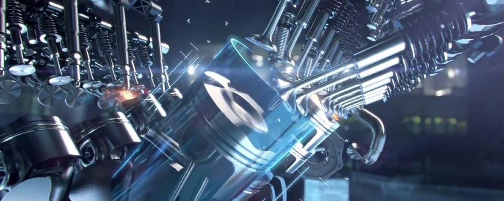 Mercedes: lo sviluppo del V8 4.0 AMG
