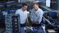 Mercedes: lo sviluppo del V8 4.0 AMG - Immagine: 21