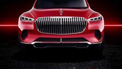 Maybach: ecco il SUV di lusso definitivo - Immagine: 12