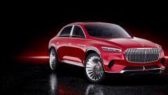Maybach: ecco il SUV di lusso definitivo - Immagine: 14