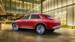 Maybach: ecco il SUV di lusso definitivo - Immagine: 16