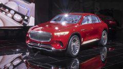Maybach: ecco il SUV di lusso definitivo - Immagine: 1