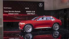 Maybach: ecco il SUV di lusso definitivo - Immagine: 5