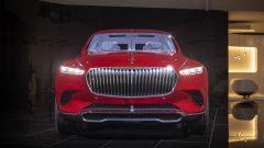 Maybach: ecco il SUV di lusso definitivo - Immagine: 6
