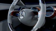 Mercedes-Maybach 6 Convertible: il teaser prima del debutto a Pebble Beach
