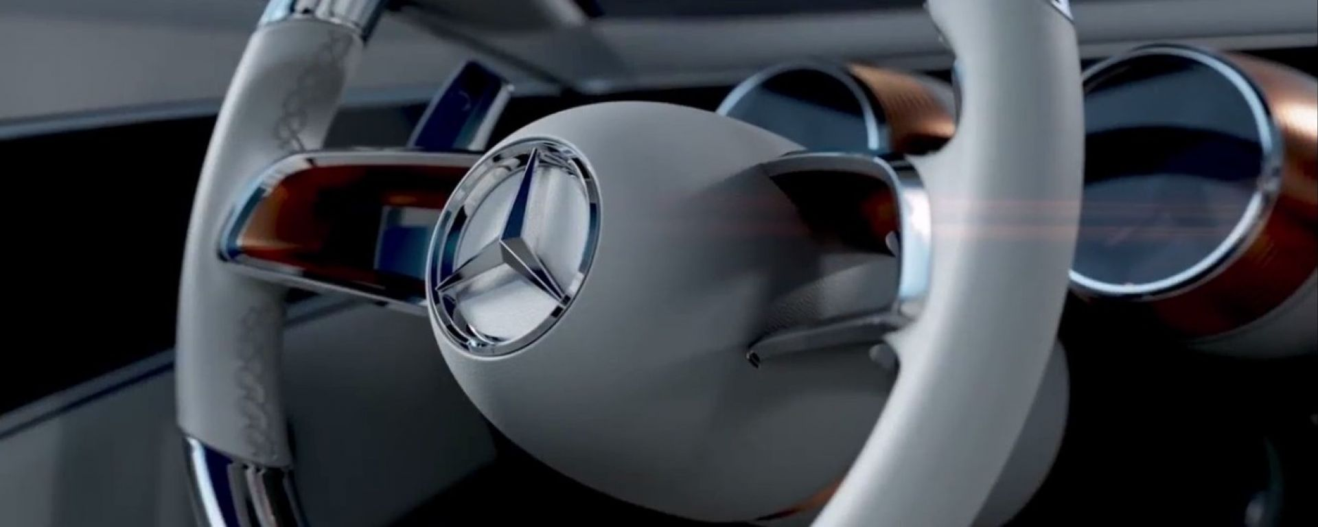 Mercedes-Maybach 6 Convertible: la cabrio sarà a Pebble Beach