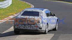 Mercedes-Maybach Classe S: fari a LED anche in coda