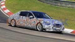 Mercedes-Maybach Classe S: prosegue lo sviluppo sui prototipi
