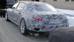 Mercedes-Maybach Classe S: vista posteriore