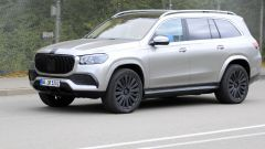 Mercedes Maybach GLS, foto spia