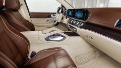 Mercedes-Maybach GLS, i sedili anteriori