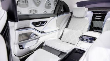 Mercedes-Maybach S 2021: il