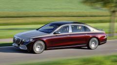 Mercedes-Maybach S 2021: quasi 5,5 metri di lunghezza