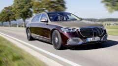Mercedes-Maybach Classe S: prezzi e motori della berlina di lusso