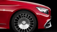 Mercedes-Maybach S 650 Cabriolet: cerchi da 20