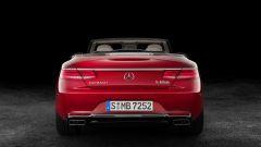 Mercedes-Maybach S 650 Cabriolet: motore biturbo V12, 6 litri da 630 cv