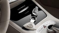 Mercedes-Maybach S 650 Cabriolet: portachiavi in pelle Nappa dello stesso colore degli interni