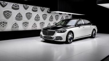 Mercedes-Maybach S: la nuova berlina di lusso tedesca