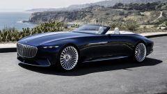 Mercedes-Maybach Vision 6 Cabriolet: concept col vento tra i capelli - Immagine: 1