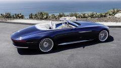 Mercedes-Maybach Vision 6 Cabriolet: concept col vento tra i capelli - Immagine: 2