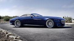 Mercedes-Maybach Vision 6 Cabriolet: concept col vento tra i capelli - Immagine: 3