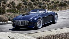 Mercedes-Maybach Vision 6 Cabriolet: concept col vento tra i capelli - Immagine: 4